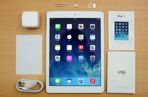 Apple iPad Air reviews