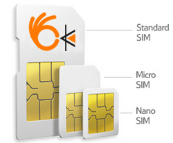 What type of SIM card do I have